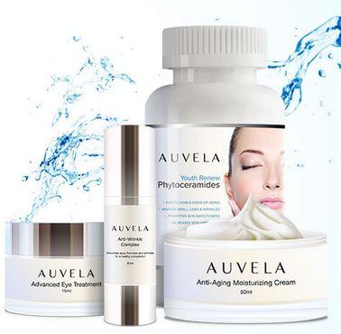 Auvela Skincare Distribuidores Locales