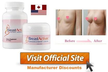 Breast Actives Tienda