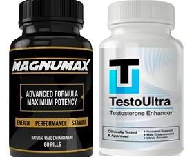 Magnumax y Testo Ultra