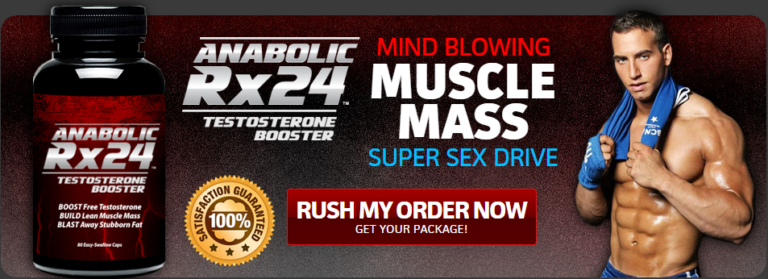 Anabolic Rx 24 Supermercado