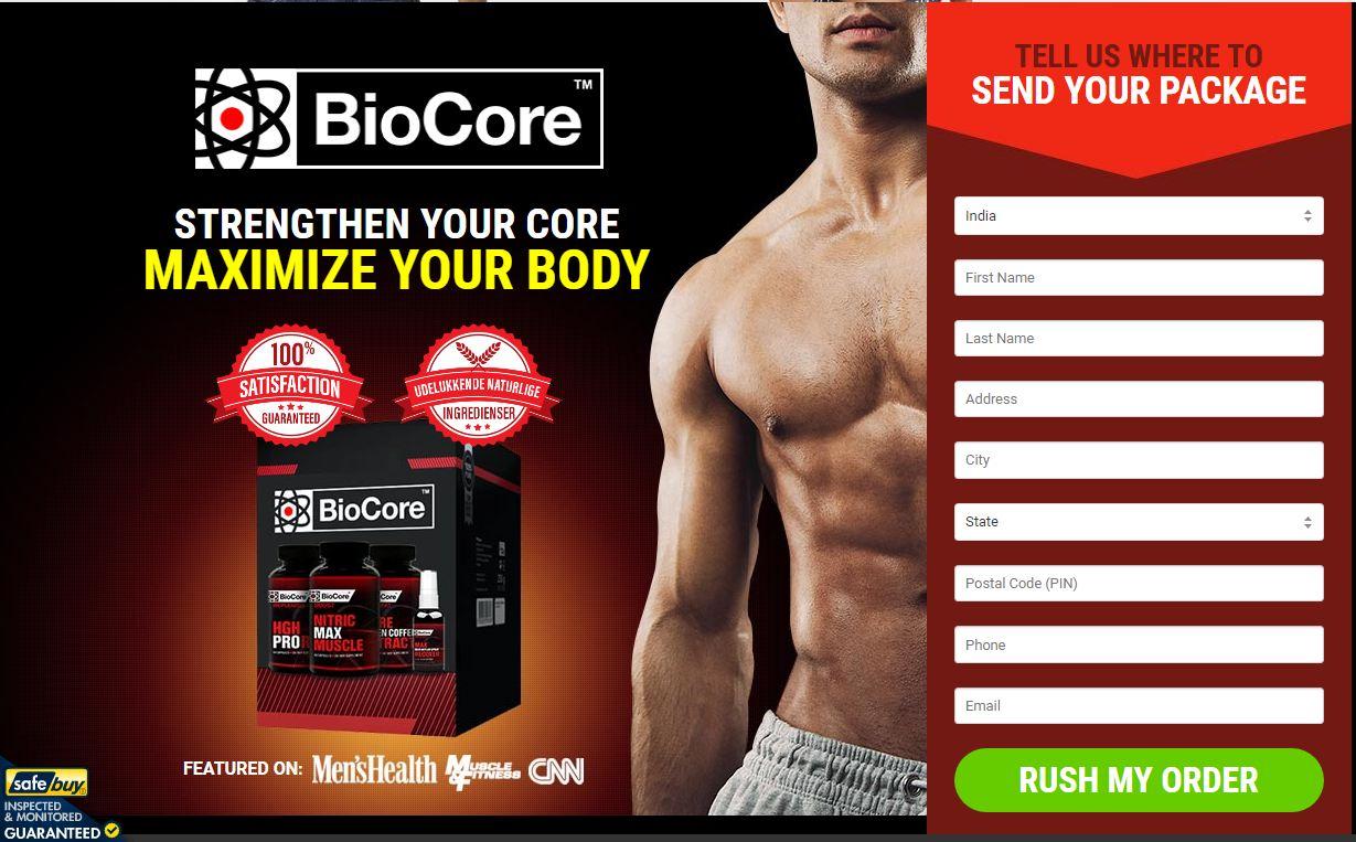 Biocore Muscle Comprar