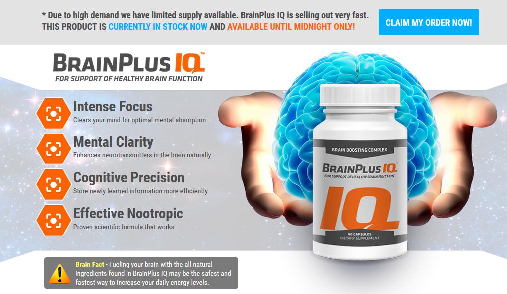 Brain Plus IQ Puntos de venta