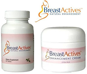 Breast Actives Precio