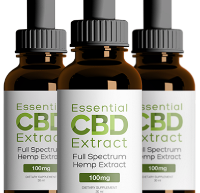 Extracto Esencial DE CBD