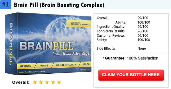 Brain Pill Revisión